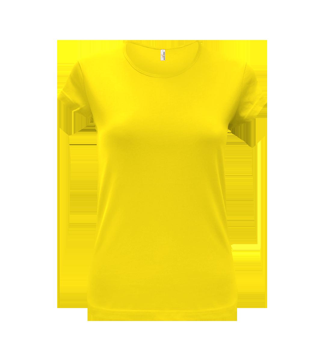 26e18920691d 108 Tričko dámske California Cyber Yellow Alexfox